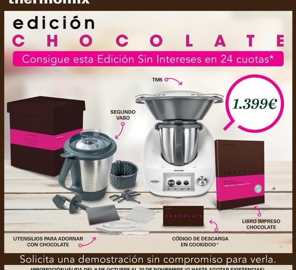 Ultimos Dias de Nuestra '' Edicion chocolate cero interes ''