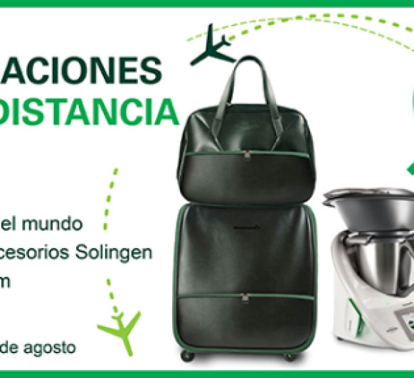 Set de Vacaciones Larga Distancia Thermomix®