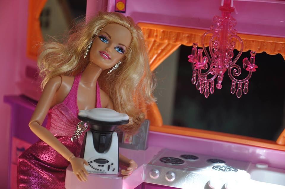 Barbie también tiene Thermomix® !!!!!