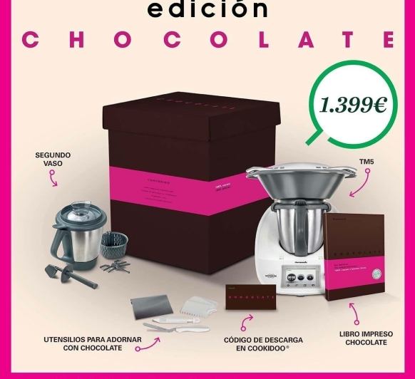 Financiación SIN INTERESES con la EDICIÓN CHOCOLATE