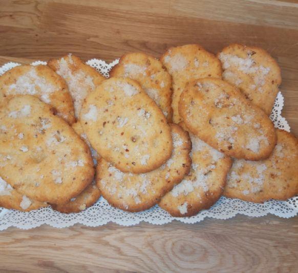 Tortas con chicharrones sin gluten