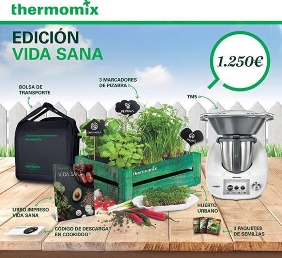 EDICIÓN ESPECIAL VIDA SANA Thermomix®