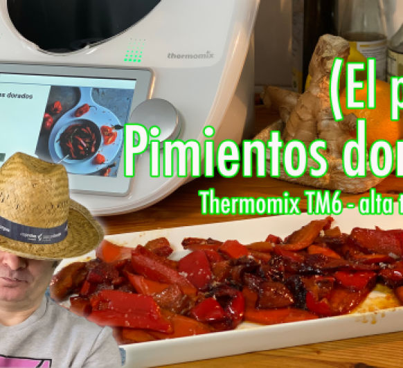 (Vídeo) Pimientos Dorados en TM6