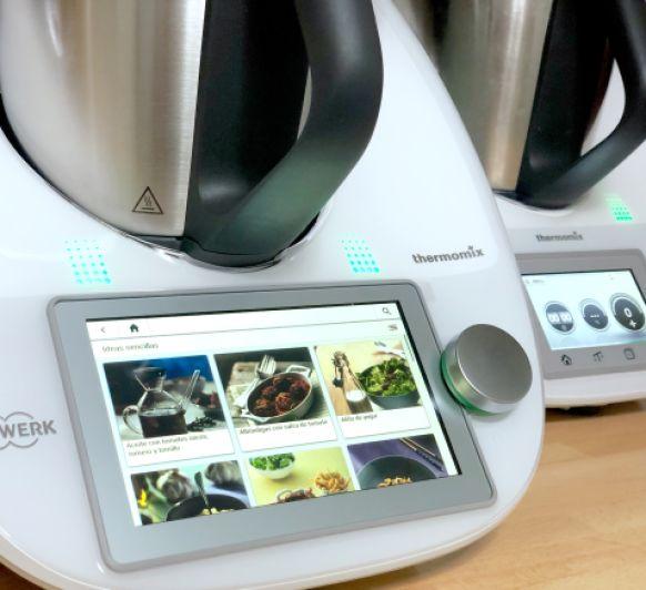 Nuevo Robot de cocina Thermomix® TM6ya disponible para reserva.