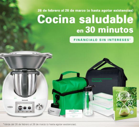 Oferta limitada. Edición TM5 Cocina Saludable a 0% intereses en cómodas cuotas